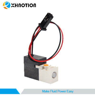 Smart Pilot Valve in Hydraulic Machinery Pneumatic Machinery for Inkjet Printer Valve Xv10