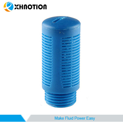 Xhnotion Plastic Muffle Plastic Silencer with 3/4 BSPT Thread