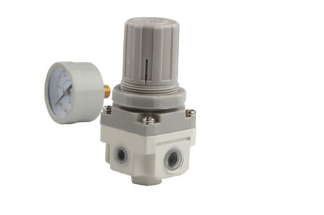 White Color Air Pressure Regulator