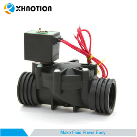 PP-20W Plastic Pilot Solenoid Valve for Irrigation