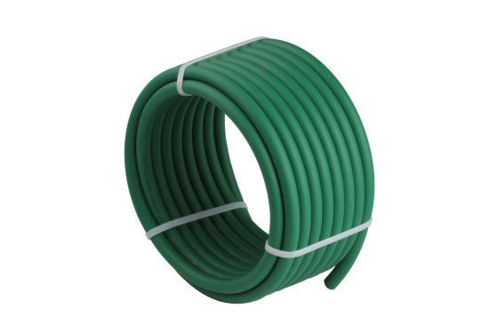 Green Flame Resistant Hose Anti-Spark Tubing for Welding Place