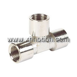 Brass Connector Nickle Plated Manufacturer