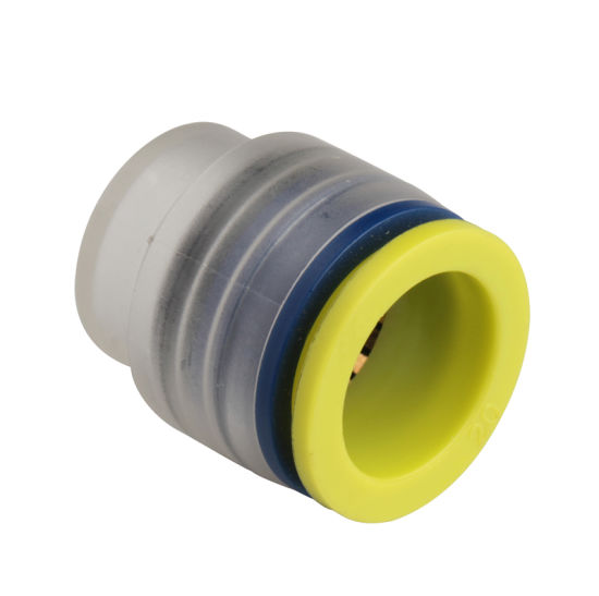 Microduct Connector for Blowing Fiber Cable