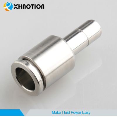 Push-on-to-Fitting Stainless Steel Fitting Union Reducer NPT Thread