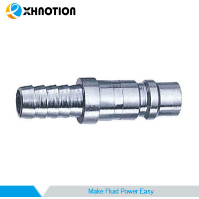 USA Series Quick Coupler Barb Plug -20~107 Degree