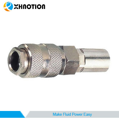 Europe Style Iron Hose Socket Quick Coupling for Air Compressor