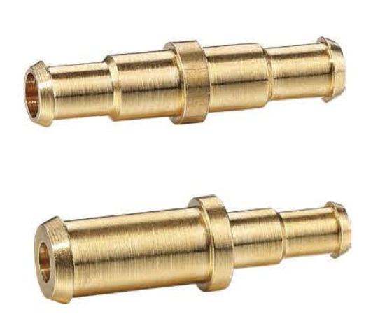 3mm, 4mm, 6mm Tee Miniature Barbed Fittings