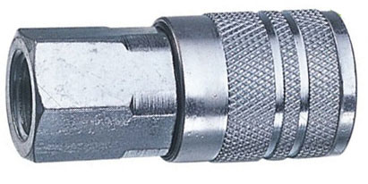 USA Series Milton Push Lock Quick Coupler