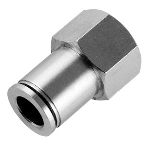 Nickel Plated Brass Push-in Fittings Manufacturer