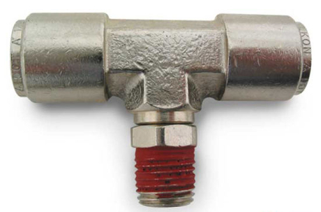 DOT Pneumatic Push in Fittings