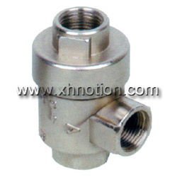 Pneumatic Quick Exhaust Valve Manufacturer