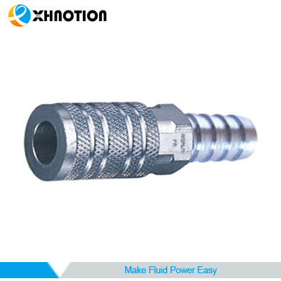 Xhnotion Barb Socket Quick Coupler with Compressor
