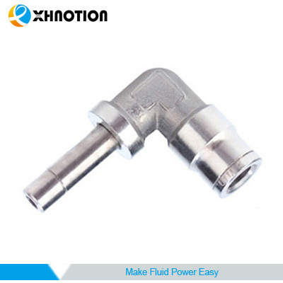 Plug in Elbow Fitting with High Temperature Mplj